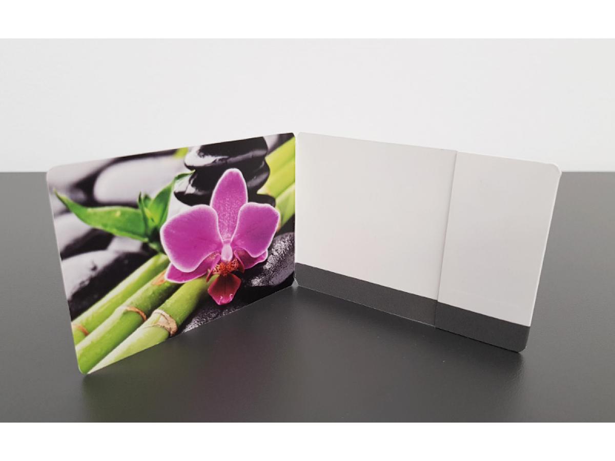 Card Case - Folded horizontal