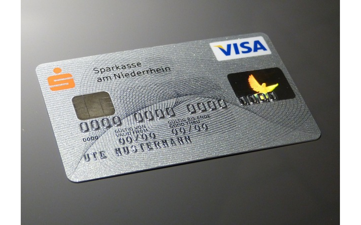 The history of plastic cards (ger)