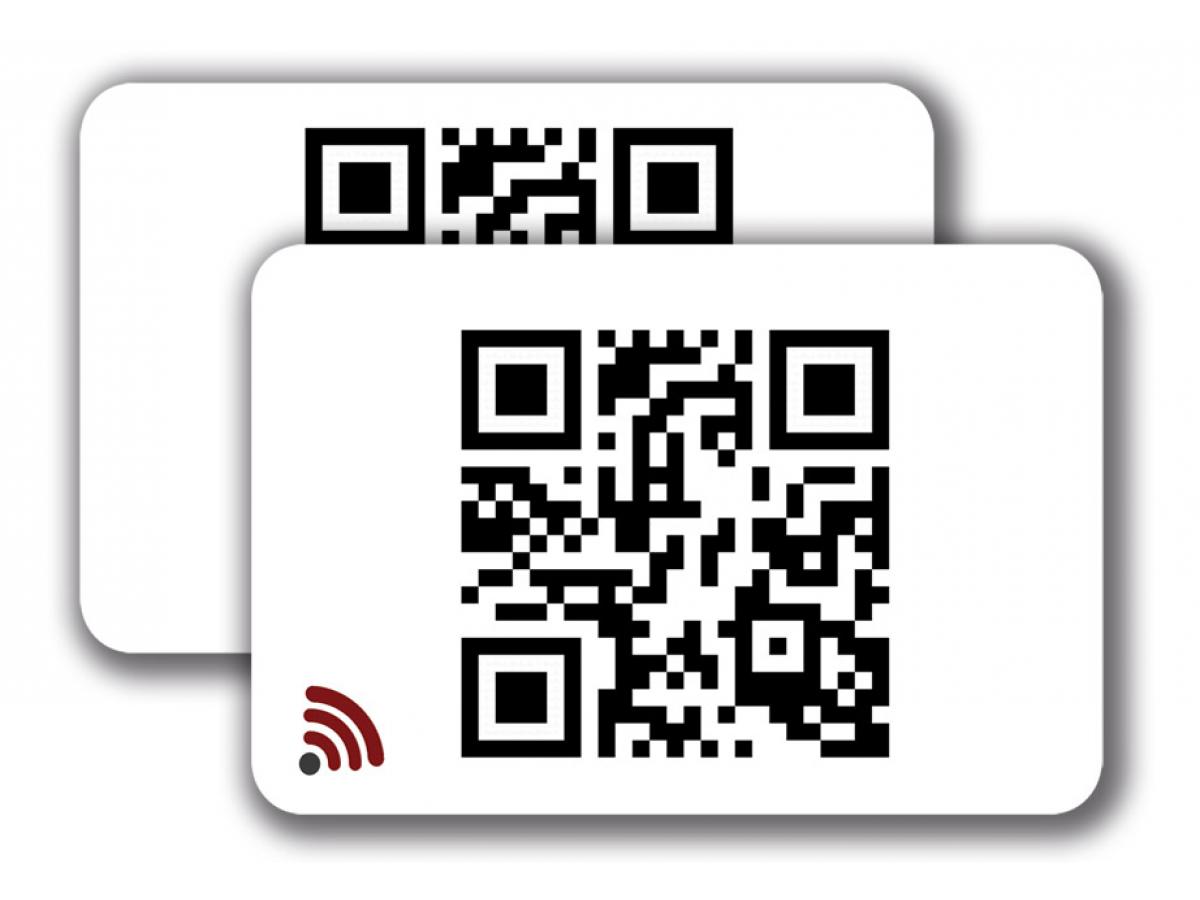 RFID Card MIFARE -  1/1 colored