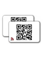 RFID Card EM4100 -  1/1 colored